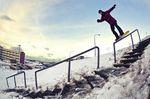 Benny Urban Snowboarding
