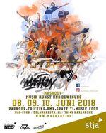 Vom 8. bis 10. Juni geht in Karlsruhe das Mashody Festival in die nächste Runde –und natürlich gehört auch in diesem Jahr wieder ein BMX-Jam zum Programm.