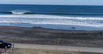 Wenn alle Faktoren zusammenspielen, kann es am Tsurigasaki Beach so aussehen...