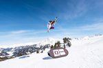 Für Airtime ist im Snowpark Schöneben gesorgt. credit: Chris Riefenberg