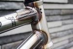 Gussets am Federal Bikes Lacey DLX BMX-Rahmen