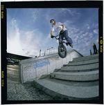 K-Grind am Tag von Timms Abiball, den er für ein spontanes Roadtripangebot ausfallen ließ (2002); Foto: Kay Clauberg