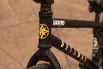 Der Getaway BMX Rahmen von Mankind Bike Company