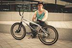 Torben Blum und sein neues Schätzchen von Sunday Bikes