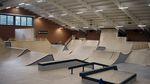 Die Skatehalle Oldenburg in ihrer ganzen Pracht
