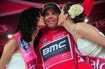 Cadel Evans war auch beim Giro erfolgreich. (Foto: Sirotti)
