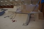 Das Foampit der Skatehalle Oldenburg