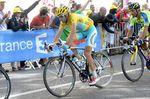 Nibali musste nach der 9. Etappe das Gelbe Trikot an Gallopin abgeben. (Foto: Sirotti)
