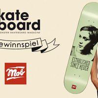 Mob Skateboards Gewinnspiel
