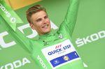 Der grüne Riese: Kittel feiert mit dieser Etappe seinen 13. Etappensieg und ist damit deutscher Rekordhalter. (Foto: Sirotti)