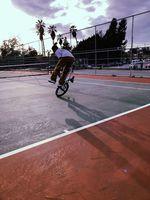 Kevin Nikulski in Kalifornien
