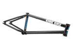 Kink BMX Nathan Williams Frame in schwarz