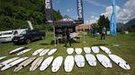 Surfboard Test Tour
