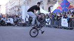 Der Vienna Jam hat heuer während des Argus Bike Festivals auf dem Wiener Rathausplatz sein 10-jähriges Jubiläum gefeiert. Hier gibt