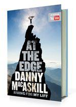 Danny MacAskill hat seine Autobiographie geschrieben: At The Edge – Riding For My Life
