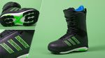 adidas Tactical ADV Snowboard Boot 2016-2017