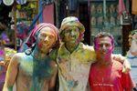 holi festival goa gap year in goa