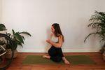Yoga für MTB -Drehsitz