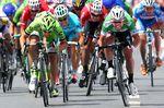 Elia Viviani konnte in diesem Jahr unter anderem zwei Etappen der Türkei-Rundfahrt gewinnen. (Foto: Tim De Waele)