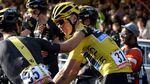 Letztes Jahr konnte Chris Froome die Tour de France zum zweiten Mal gewinnen. Wird er dieses Jahr in Paris erneut triumphieren können? (Foto: Sirotti)