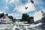 Wakeboard Rail & Air auf dem Olympiasee. Foto: Munich Mash