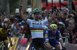 Peter Sagan (Bora-Hansgrohe) gewinnt das People