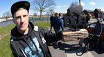 Mit 250 BMXern durch die Straßen von Liverpool: Hier findest du zwei Videos vom Dub Jam 2016 mit Bruno Hoffmann, Tom Schorb-Mergenthaler, Eddie Baum uvm.