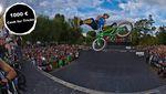 In der berühmt-berüchtigten Spine Mini gibt es bei BMX Cologne 2015 insgesamt 1.000 Euro für die besten Tricks des Tages abzustauben