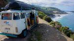 Morgens irgendwo abseits der Panamericana an der Küste – Credit: kombilife.com