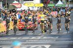 Chris Froome hat die Tour de France 2015 gewonnen. (pic: Sirotti)