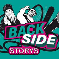 backside storys, snowboard podcast, icon