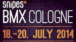 Neuer Name, frische Ideen –vom 18.-20. Juli geht es im Kölner Jugendpark wieder rund. Hier sind die ersten Infos und ein Trailer zu BMX Cologne 2014.