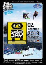 CaD_Eventposter_PostwieseCONTESTDAY_2013