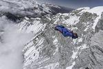 Start von Rosow aus 6725 Metern Höhe – Foto: Denis Klero/Red Bull Content Pool