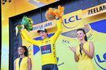 Lokalmatador: Fabian Cancellara wurde in Bern geboren. (Bild: Sirotti)