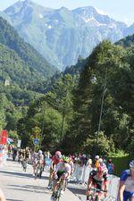 Nach dem Ruhetag mehr Berge: Die 16. Etappe ist die erste von drei aufeinanderfolgenden Tagen in den Pyrenäen. (Foto: Sirotti)