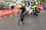 Nairo Quintana zeigte schon beim Giro, was in ihm steckt. (Foto: Sirotti)