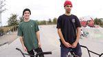 """Für diese Folge von """"Two Dudes, One Day"""" haben sich die kunstform-Fahrer Robin Kachfi und Justin Rudd den Skatepark in Mannheim-Schönau vorgeknöpft."""