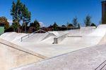 Overview des Skatepark Plattling