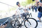 Chris Froome startete 2009 und 2010 beim Giro d