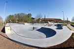 Overview Skatepark Karlsruhe