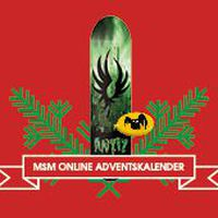 Antiz x Monster Skateboard Magazine Adventskalender