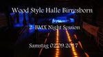 Nach der erfolgreichen Premiere im vergangenen Jahr, geht die Birresborner BMX Night Session am 2. September 2017 in die zweite Runde. Mehr dazu hier.