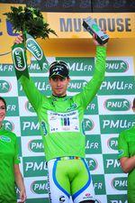 Peter Sagan behält das Grüne Trikot. (Foto: Sirotti)