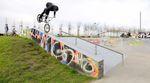 """Daniel Portorreal war gerade mal 16 Jahre alt, als er im Januar 2014 für unsere """"One Dude One Day""""-Reihe den Skatepark im Duisburger Rheinpark zerstört hat."""