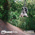 kunstform BMX Shop Poster mit Felix Prangenberg
