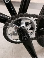 Das Blaster Sprocket von Colony BMX ist Chris James