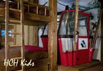 Bedroom Ski Snowboard Gondola HCH Kids