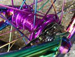 Profile Racing Mini BMX Nabe in lila