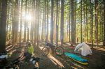 Camp am Mount Hood – Credit: Gabe Amadeus